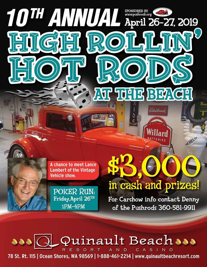High Rolling Hot Rods Car Show