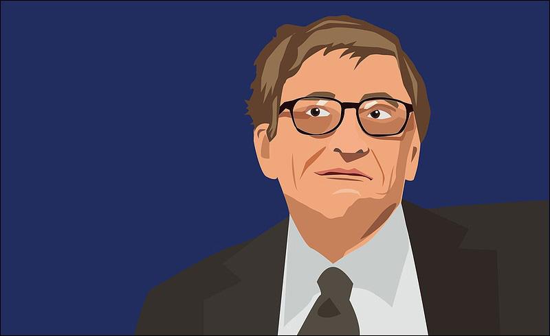 Its Bill Gates Fault