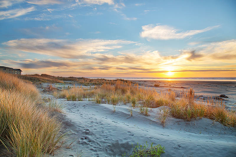 Hi Tide Resort Moclips Washington State USA