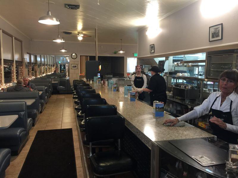 Beehive Restaurant, Montesano Washington State USA
