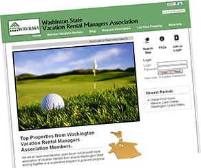 Washington State Vacation Rental Managers Association Listings