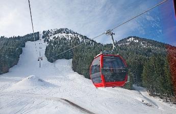 Crystal Mountain Ski Resort Washington State