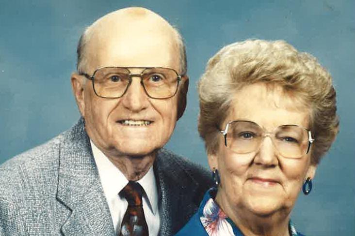 Richad & Helen May